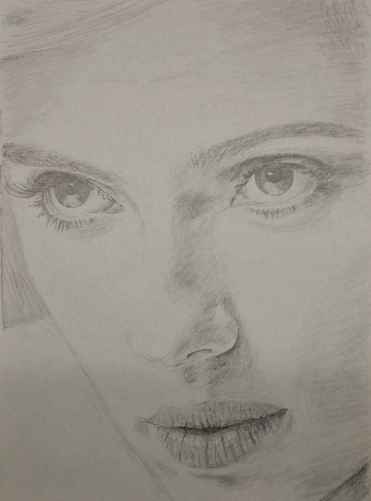 Scarlett Johansson by Rypka